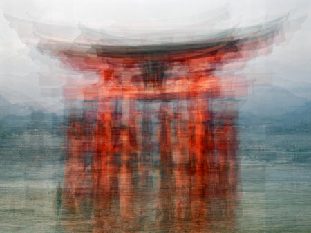 The Floating Torii (Japan)