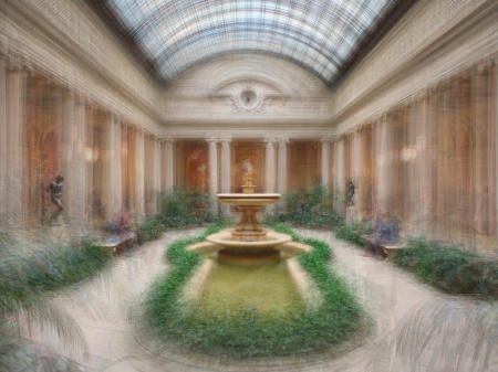The Frick Collection Garden Court